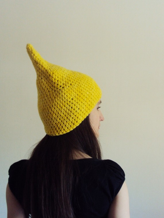 1000+ images about Pixie Hat Crochet and Knit on Pinterest Hat Patterns, El...