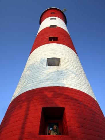 Lighthouse, Kovalam, Trivandrum, Kerala, India, Asia