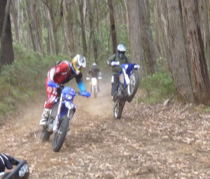 Another pic from the xmas ride at Tallarook