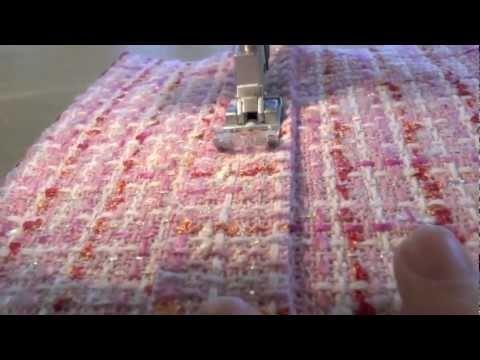 burda style: Fransenborte  – Video: burda style/Lena Klippel