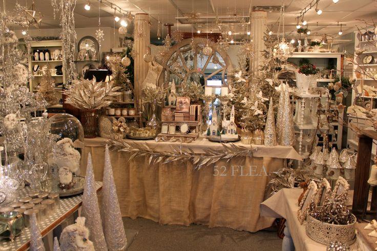 52 FLEA: Nest in Mystic CT at Christmas!  @Judith de Munck Bristol want to go?