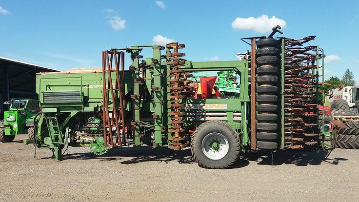 Drillmaschine Amazone AirStar  Verkauf nach Frankreich  #landmaschinenhf #hfeder70 #Landmaschinen