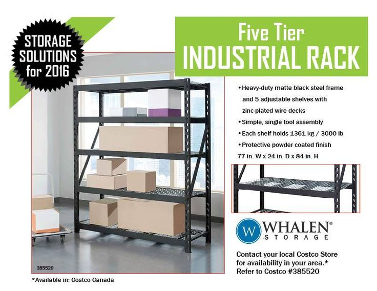 11 Best Images About Whalen Storage Products On Pinterest