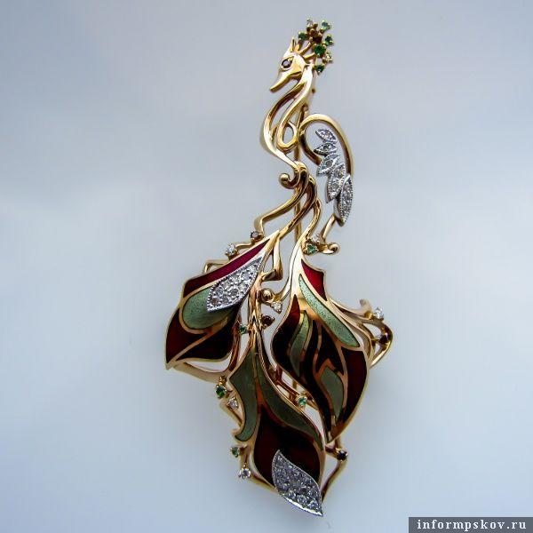 Салон «Королева Марго» представляет: Роскошь на струнах души от ювелирного дома Кабаровских