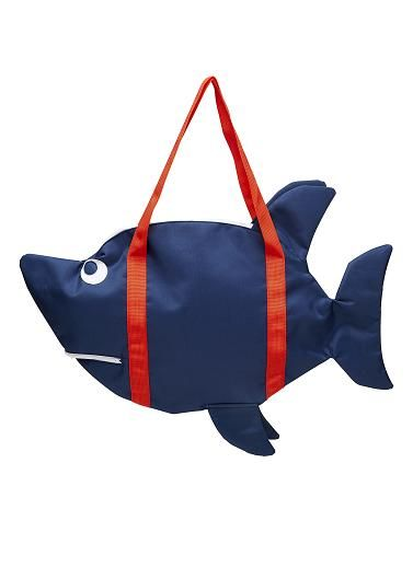 insanely cute beach bag from Seed