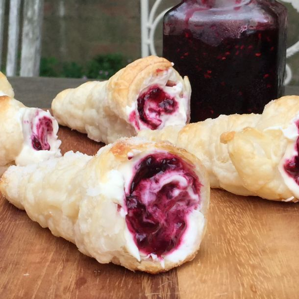 Cream Horns | The Quirk and the Cool