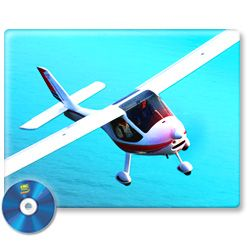 Sport Pilot Written Test Prep (Airplane) - DVD for Windows - Includes the Complete Sport Pilot Airplane Ground School & Test Question Review that guarantee you'll pass the FAA Knowledge Test.