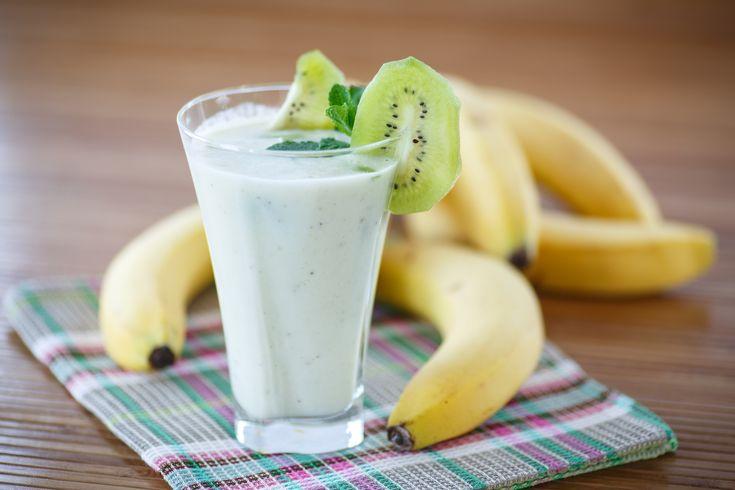 Przepis na zdrowy koktajl bananowy