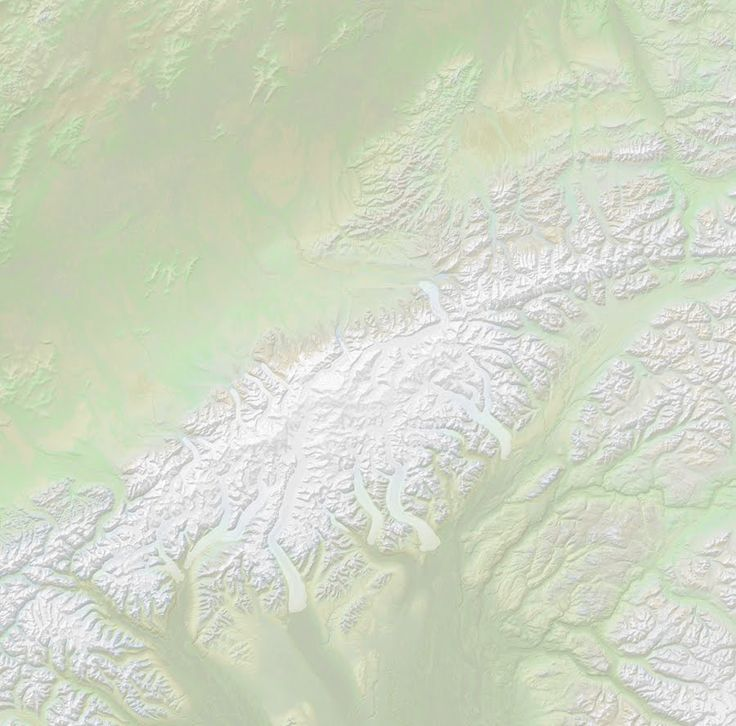 Map Practical: Custom Shaded Relief in ArcMap