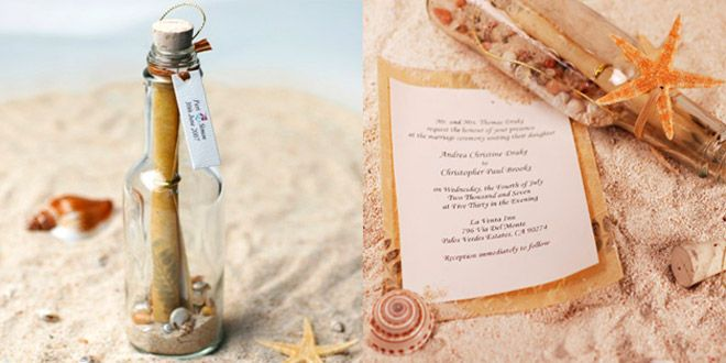convite para casamento na praia - Pesquisa Google
