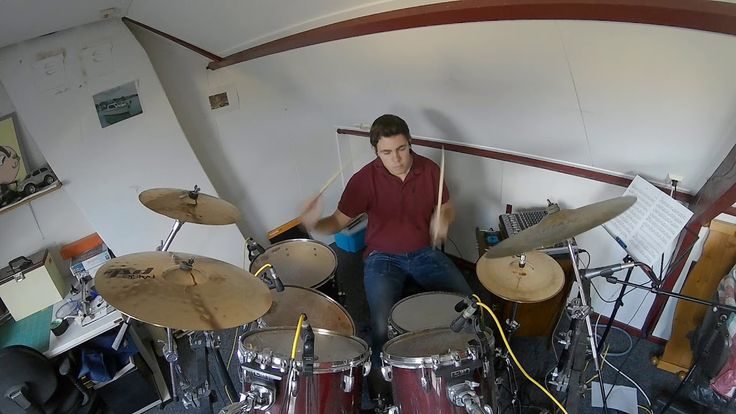 Ed sheeran Perfect (For my love) - By No lessons Drumcovers (high qualit...