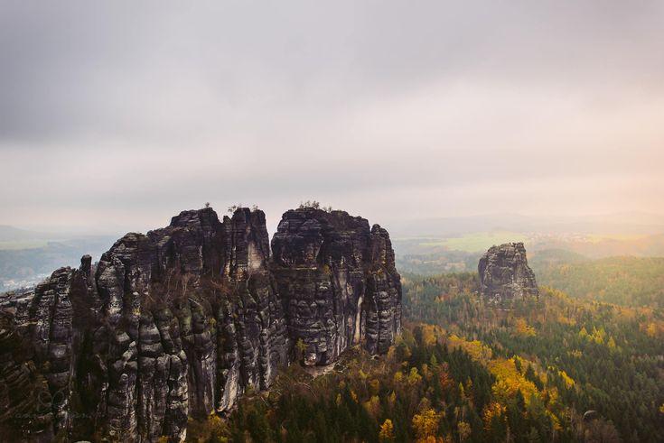 Elbsandsteingebirge, wandern, Deutschland