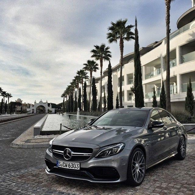 Mercedes Benz C63