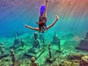 Snorkling safari tour Nusa Penida