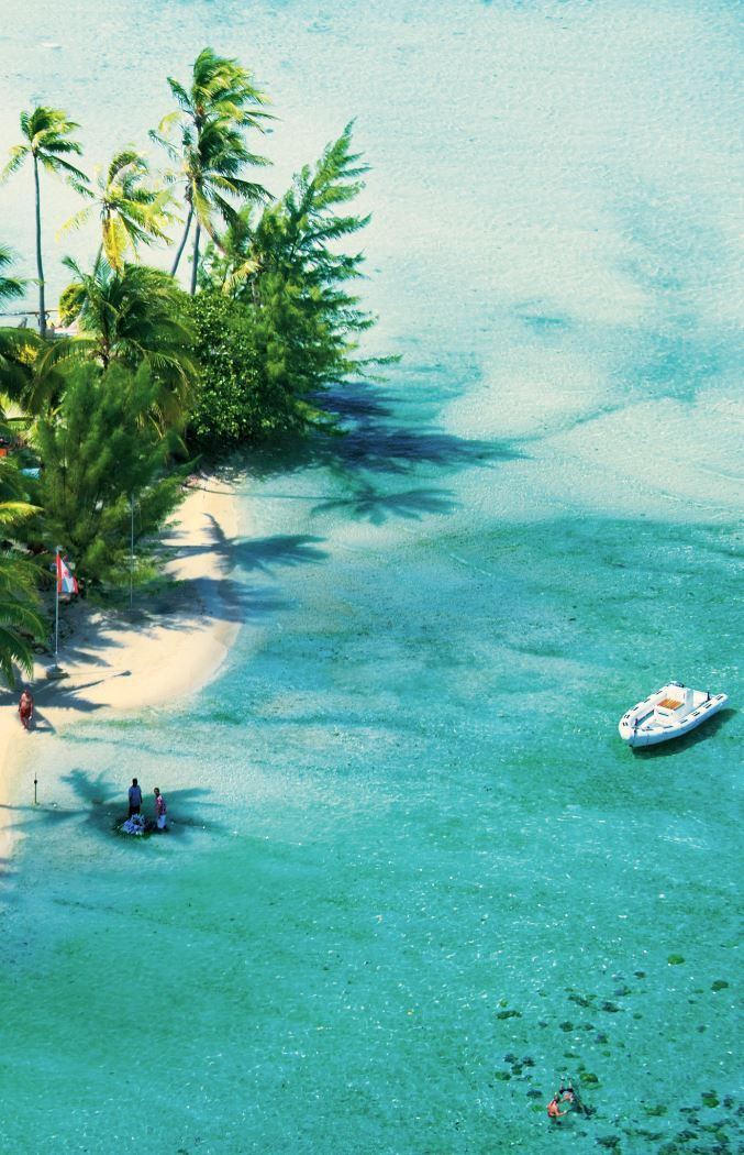 Take a break with the ultimate cruise to #Tahiti.