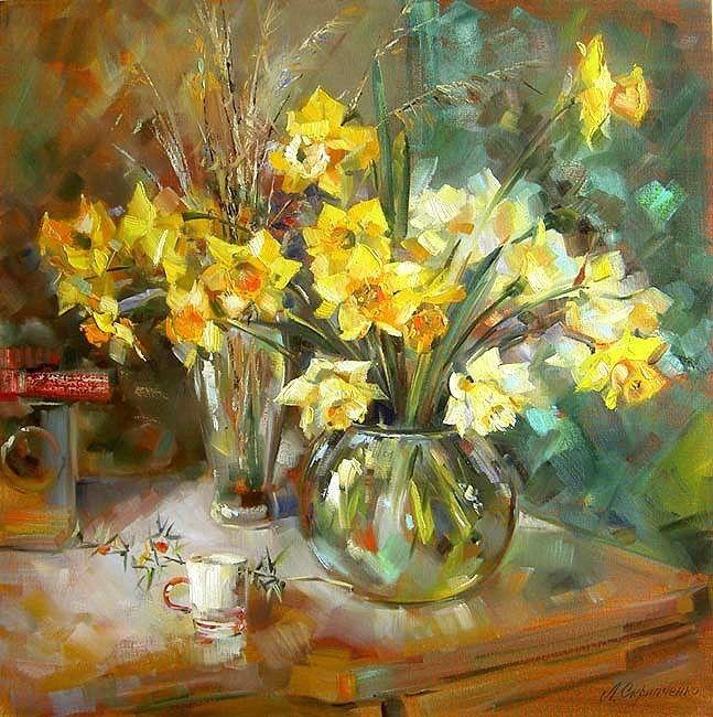 Lyudmila Scripcenco - Narcise