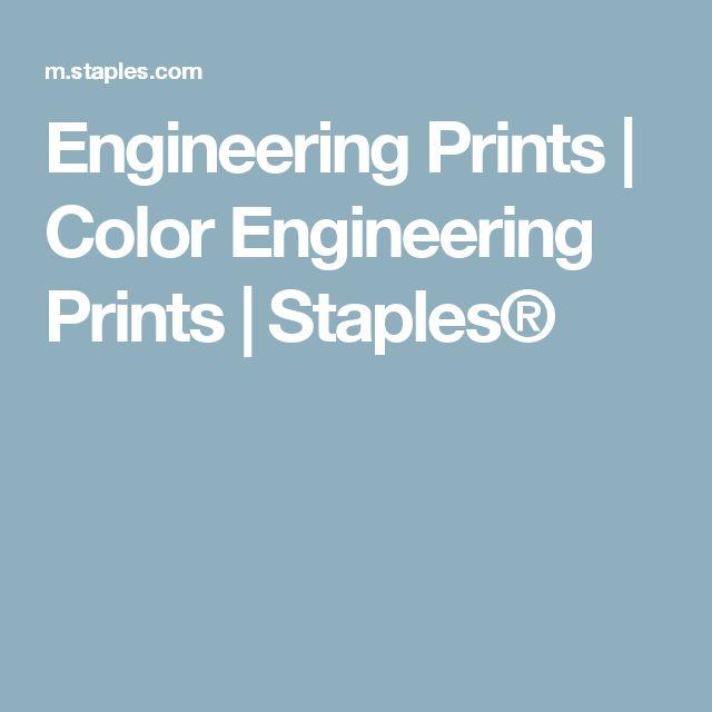 Best 25+ Staples engineer prints ideas on Pinterest Large prints - staples resume printing