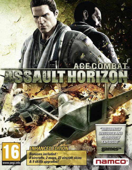 Ace Combat: Assault Horizon (Enhanced Edition)  Worldwide Region: Worldwide Language: Multilanguage Platform: Steam  https://gamersconduit.com/product/ace-combat-assault-horizon-enhanced-edition-steam-worldwide/