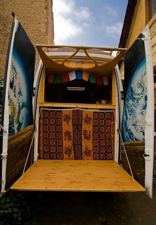 59 best *aménagement fourguon images on Pinterest Van camping