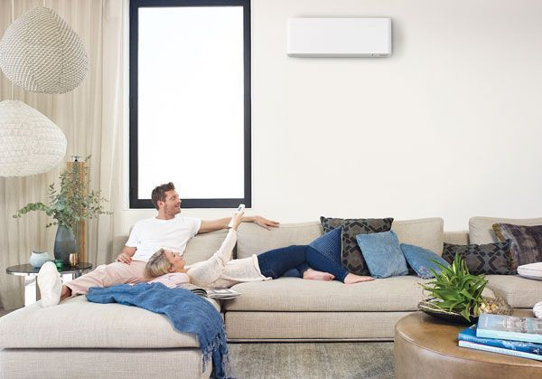 Split System Air Conditioning Adelaide Wall Mounted Air