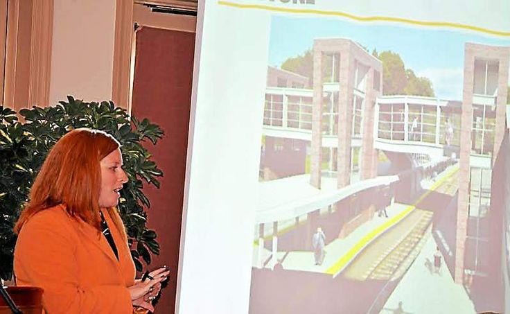 Upgrades for Chester County rail stations on track EAST WHITELAND >> New stations for three Amtrak railroad stations in Chester County are on the way. Jennie Granger, the Pennsylvania Department of Transportation official in charge of rail matters, said design work for a new Paoli station is under way.