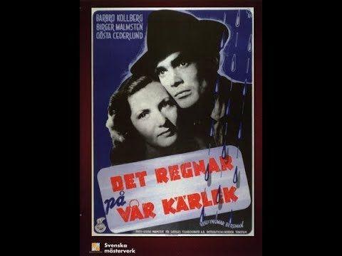 Chove Sobre Nosso Amor (1946), de Ingmar Bergman, filme completo em HD e...