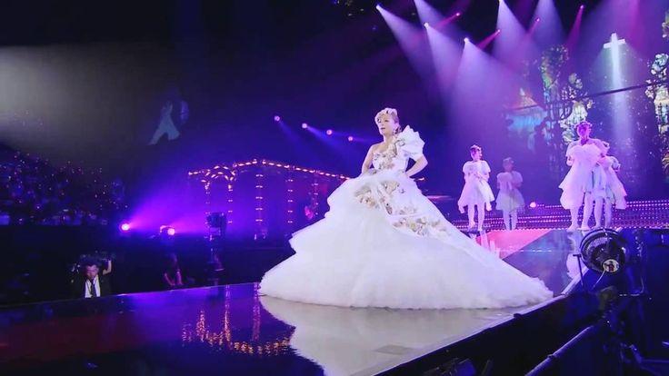 Ayumi Hamasaki 浜崎あゆみ - M 2013 15th Anniversary romanji / english Lyrics (A Best Live Tour) - YouTube