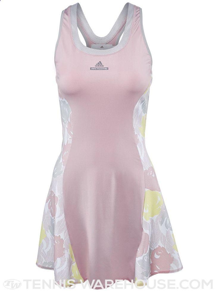 adidas Womens Summer Stella McCartney Tour Tennis Dress