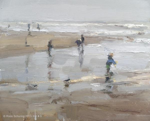 . Roos Schuring #paintings