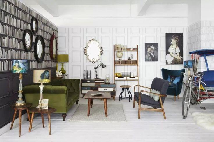 Elegant Elle Decor Living Room Photos