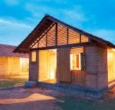Shigeru Ban's Kirinda Housing Project Helps a Sri Lankan Village Swept Away by the 2004 Tsunami | Inhabitat - Sustainable Design Innovation, Eco Architecture, Green Building
