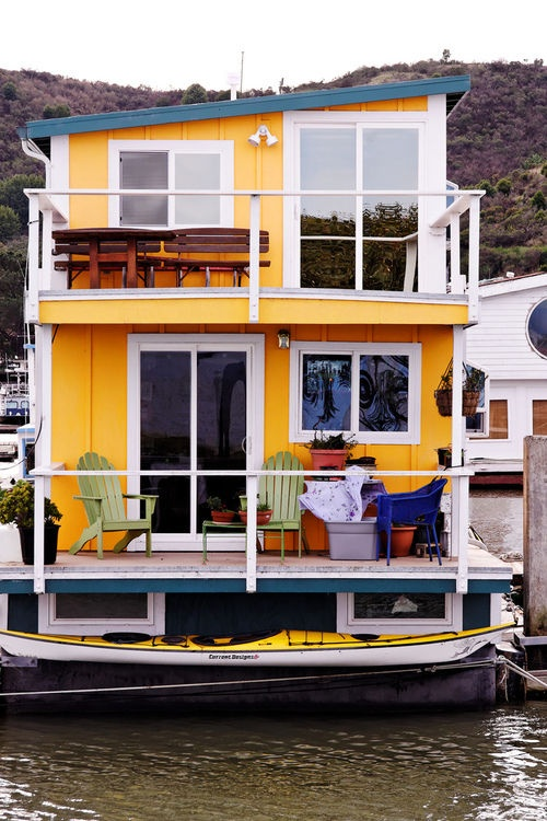 Rent a Beach house Boat house for summer with friends