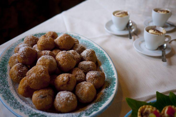 Arancini al CIOCCOLATO! Sfatiamo il mito dell'arancino salato e godiamoci questa leccornia siciliana!