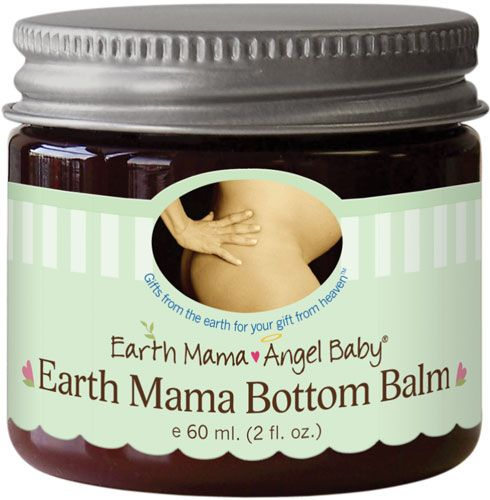 Earth Mama Bottom Balm - this was a life saver after delivery it numbs the entire area down there! LOVE LOVE