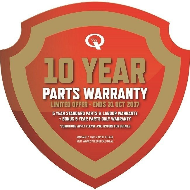 Buy A Speed Queen Washer And Or Dryer And Get Your Parts Warranty Extended To 10 Years Offer Applies To Pa Speed Queen Washer Speed Queen Speed Queen Laundry