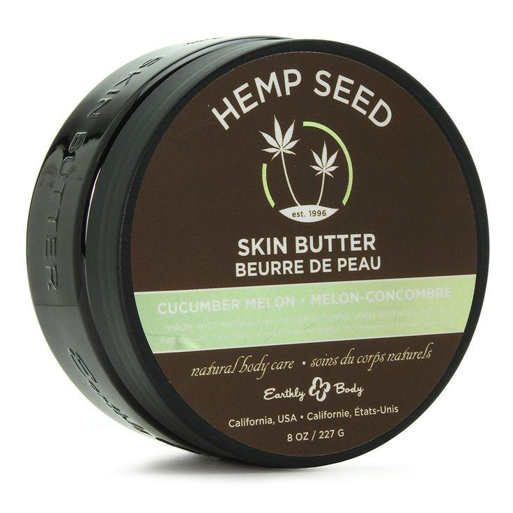 Hemp Seed Skin Butter 8oz