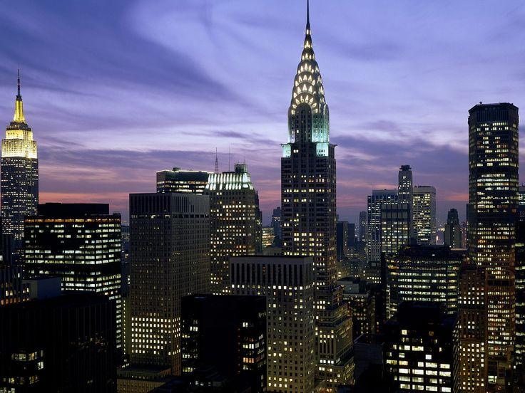New York City, New York: Favorite Places, Cities, Newyorkcity, Nyc, New York City, Travel, Chrysler Building