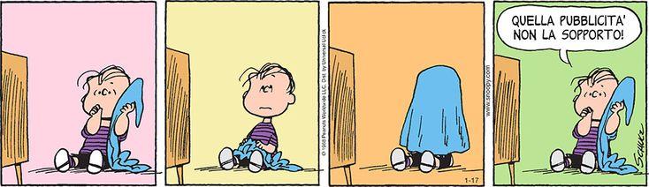 Peanuts 2015 gennaio 17 - Il Post