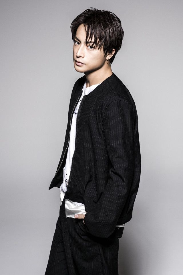 GENERATIONS from EXILE TRIBE 白濱亜嵐 Alan Shirahama