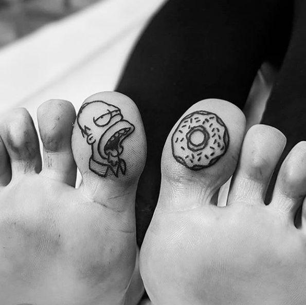 60 kleine Tattoos, die diesen Sommer am Strand gehören