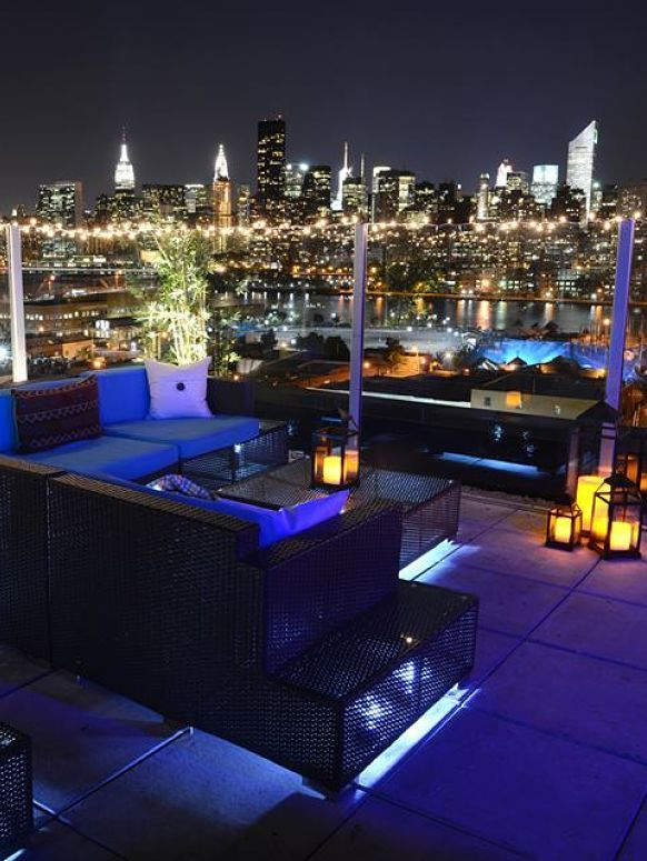 Le Bain Rooftop in NYC   USA