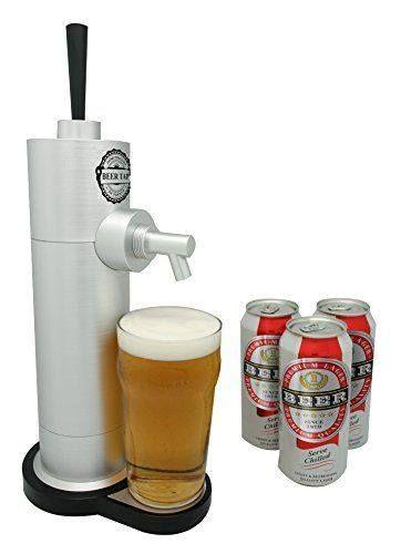 Tirador de cerveza de bote http://www.milideaspararegalar.es/producto/tirador-de-cerveza-de-bote/