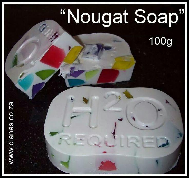 Nougat soap