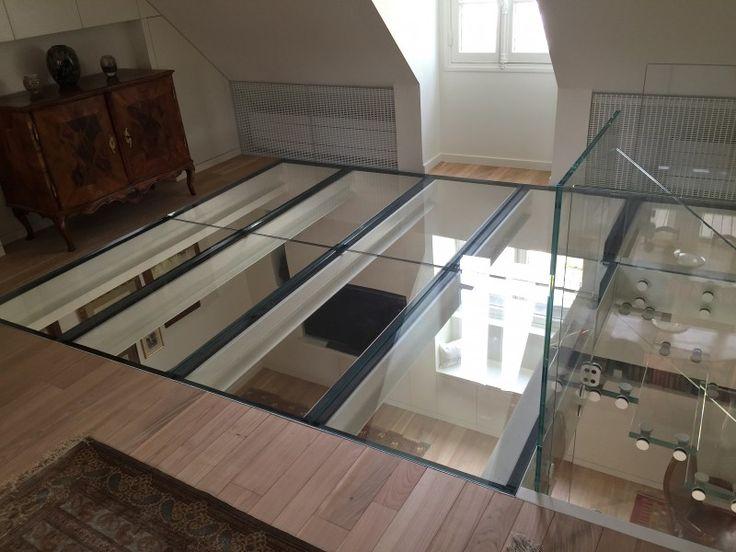 7 best sol en verre glass floor images on pinterest. Black Bedroom Furniture Sets. Home Design Ideas