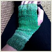 Ravelry: Super Simple Mitts pattern by Karen Templer