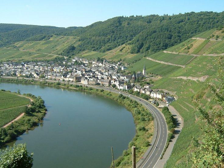 Eifel, Germany   Panoramio - Photo of Bremm Mosel Eifel Germany