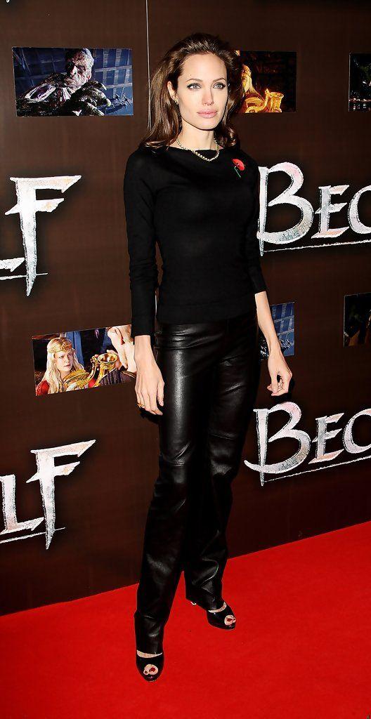 Angelina Jolie Photo - Beowulf Premiere