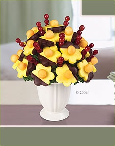 DROOOL. THIS ONE!!!! edible arrangements
