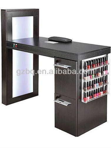 Beiqi salon furniture new design Nail tables