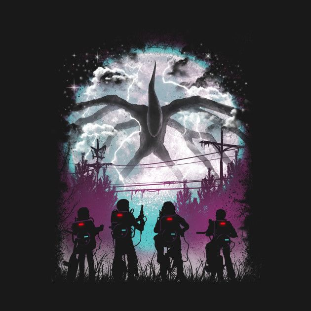 Stranger Things: There's Something Strange - Created by Vincent Trinidad